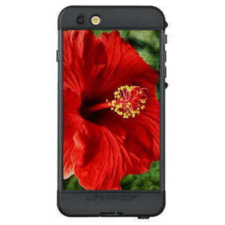 Funda NÜÜD De LifeProof Para iPhone 6s Plus Hibisco