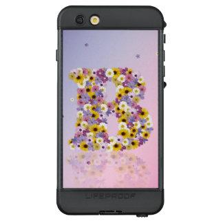 Funda NÜÜD De LifeProof Para iPhone 6s Plus Inicial florida B