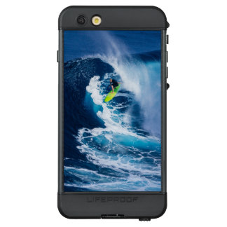 Funda NÜÜD De LifeProof Para iPhone 6s Plus Persona que practica surf en la tabla hawaiana