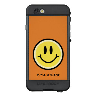 Funda NÜÜD De LifeProof Para iPhone 6s Sonrisa amarilla