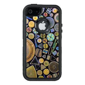 Funda OtterBox Defender Para iPhone 5 Caja del teléfono de la diatomea