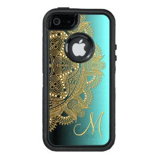 Funda OtterBox Defender Para iPhone 5 Falso modelo brillante de moda de encargo de la