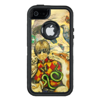 Funda OtterBox Defender Para iPhone 5 Harlequin