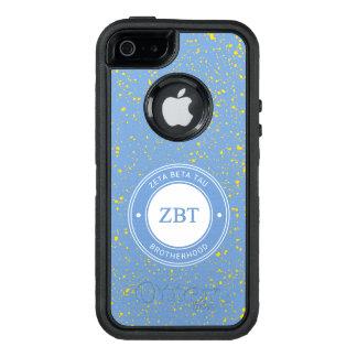 Funda OtterBox Defender Para iPhone 5 Insignia beta del Tau el | de la zeta