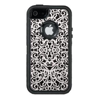 Funda OtterBox Defender Para iPhone 5 inspiración barroca del estilo del caso del iPhone