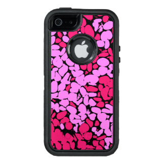 Funda OtterBox Defender Para iPhone 5 modelo rosado