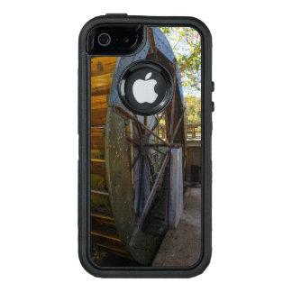 Funda OtterBox Defender Para iPhone 5 Molino de Dawt de la rueda de agua
