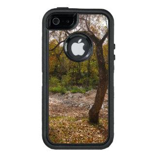 Funda OtterBox Defender Para iPhone 5 Naturaleza que alcanza hacia fuera