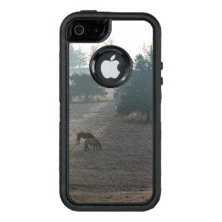 Funda OtterBox Defender Para iPhone 5 Pasto de niebla