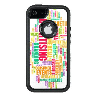 Funda OtterBox Defender Para iPhone 5 Publicidad en línea y en método tradicional de los