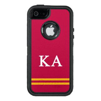 Funda OtterBox Defender Para iPhone 5 Raya alfa del deporte de la orden el | de Kappa