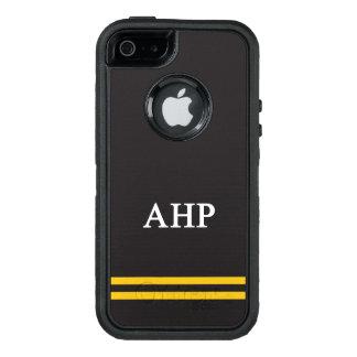 Funda OtterBox Defender Para iPhone 5 Raya alfa del deporte de rho el | de Eta