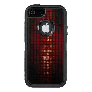 Funda OtterBox Defender Para iPhone 5 Seguridad de Digitaces y vigilancia del cortafuego