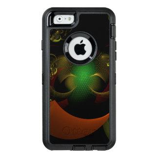 Funda OtterBox Defender Para iPhone 6 Arte abstracto en un Otterbox rugoso