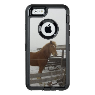 Funda OtterBox Defender Para iPhone 6 Caballo belga