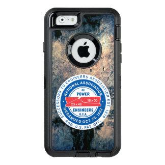 Funda OtterBox Defender Para iPhone 6 Caja del teléfono celular de la NUCA