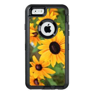 Funda OtterBox Defender Para iPhone 6 Caja observada negro del teléfono de Susan