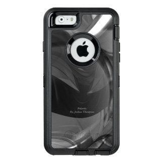 Funda OtterBox Defender Para iPhone 6 Caso abstracto de OtterBox de la polaridad