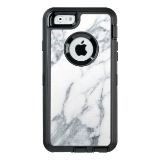Funda OtterBox Defender Para iPhone 6 Caso de mármol de Iphone 6/6s OtterBox
