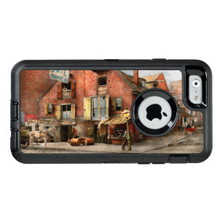 Funda OtterBox Defender Para iPhone 6 Ciudad - PA - pescados y disposiciones 1898