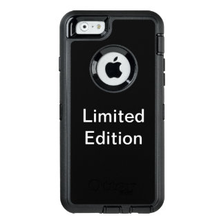 Funda OtterBox Defender Para iPhone 6 Edición limitada