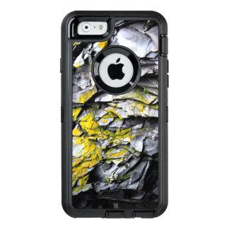 Funda OtterBox Defender Para iPhone 6 El gris cubierto de musgo oscila la foto