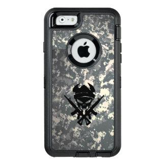 Funda OtterBox Defender Para iPhone 6 Guerrero de Viking