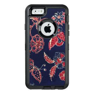 Funda OtterBox Defender Para iPhone 6 Impresión del batik