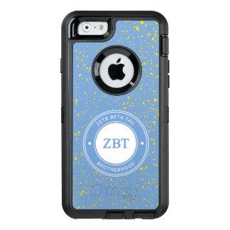 Funda OtterBox Defender Para iPhone 6 Insignia beta del Tau el   de la zeta