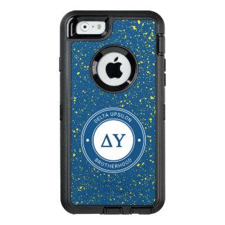 Funda OtterBox Defender Para iPhone 6 Insignia de Upsilon el   del delta