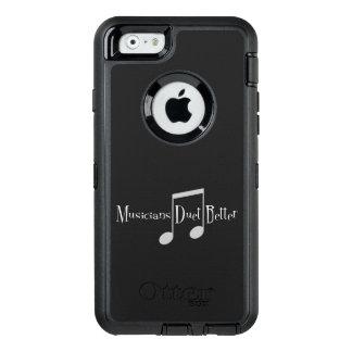 Funda OtterBox Defender Para iPhone 6 iPhone del dúo (notas) y caso de Samsung Otterbox