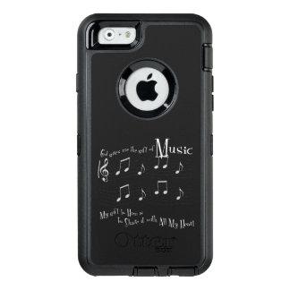 Funda OtterBox Defender Para iPhone 6 iPhone del regalo y caso de Samsung Otterbox