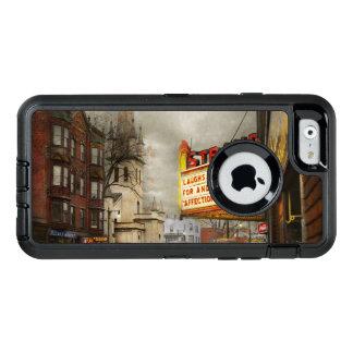 Funda OtterBox Defender Para iPhone 6 La ciudad - Amsterdam NY - vida comienza 1941