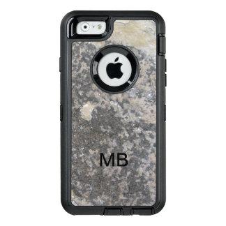 Funda OtterBox Defender Para iPhone 6 La mirada de piedra de los hombres del monograma