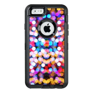 Funda OtterBox Defender Para iPhone 6 Luces brillantes