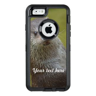 Funda OtterBox Defender Para iPhone 6 Nutria personalizada