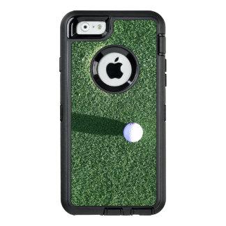 Funda OtterBox Defender Para iPhone 6 Pelota de golf del caso del iPhone 6/6s del