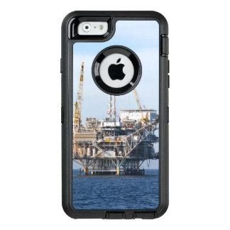 Funda OtterBox Defender Para iPhone 6 Plataforma petrolera