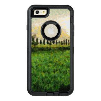 Funda OtterBox Defender Para iPhone 6 Plus Cabaña y granja