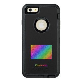 Funda OtterBox Defender Para iPhone 6 Plus Colorado
