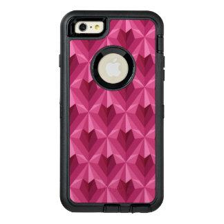 Funda OtterBox Defender Para iPhone 6 Plus Corazón del polígono