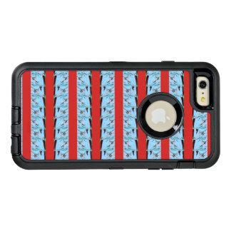 Funda OtterBox Defender Para iPhone 6 Plus Cree sus propias ondas azules del verano diseñan
