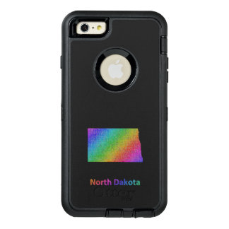 Funda OtterBox Defender Para iPhone 6 Plus Dakota del Norte