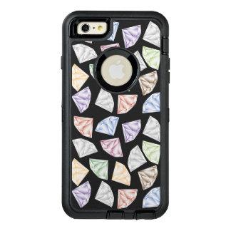 Funda OtterBox Defender Para iPhone 6 Plus Diamantes coloridos para mi amor