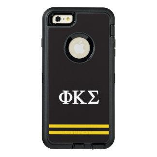 Funda OtterBox Defender Para iPhone 6 Plus Raya del deporte de la sigma el | de Kappa de la