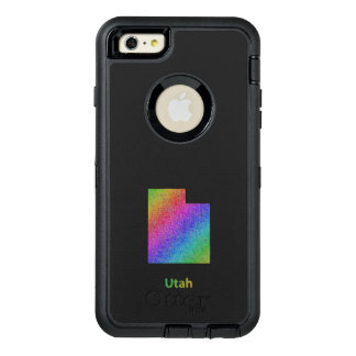 Funda OtterBox Defender Para iPhone 6 Plus Utah