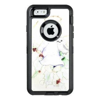Funda OtterBox Defender Para iPhone 6 Poco ángel - suave y soñador