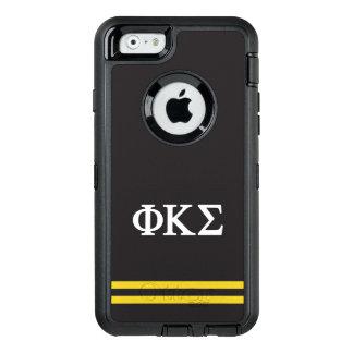 Funda OtterBox Defender Para iPhone 6 Raya del deporte de la sigma el | de Kappa de la