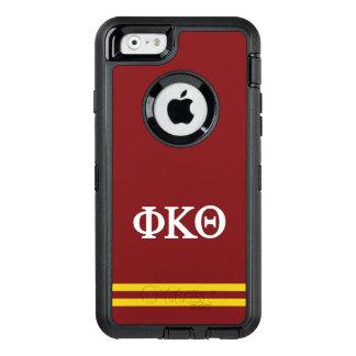 Funda OtterBox Defender Para iPhone 6 Raya del deporte de la theta el | de Kappa de la
