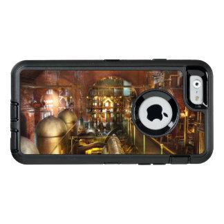 Funda OtterBox Defender Para iPhone 6 Steampunk - piense - los tanques